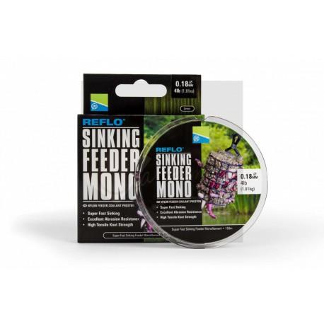 Monofilament coulant feeder PRESTON