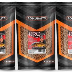 Pro feed pellets