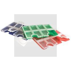 Boîte à hameçons aimantée 8 compartiments
